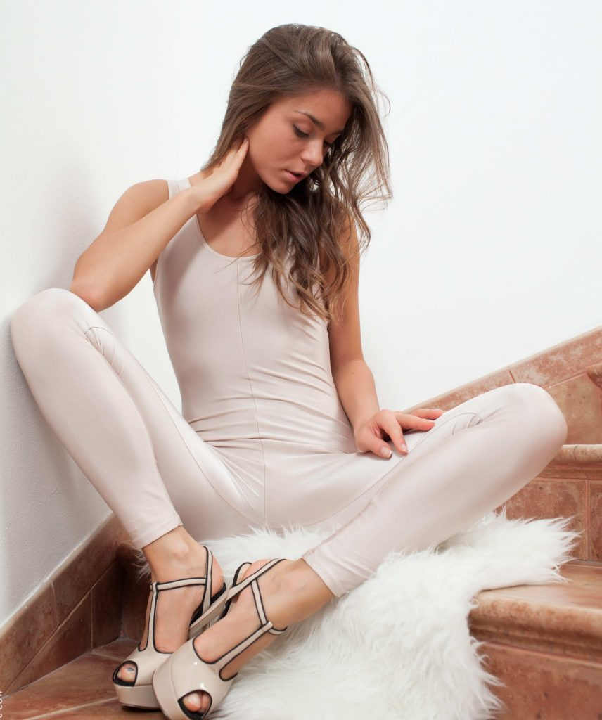 Young Girl Ballet Dancer